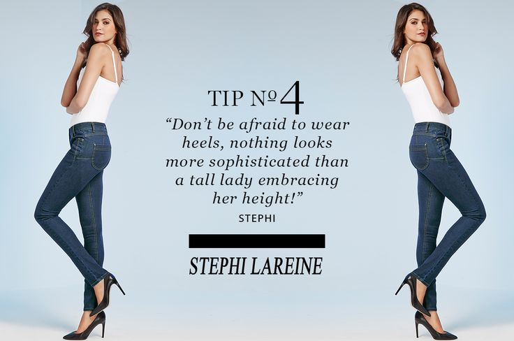 17 Life Changing Style Tips For Tall Women #4