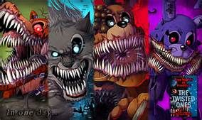 the twisted ones :3