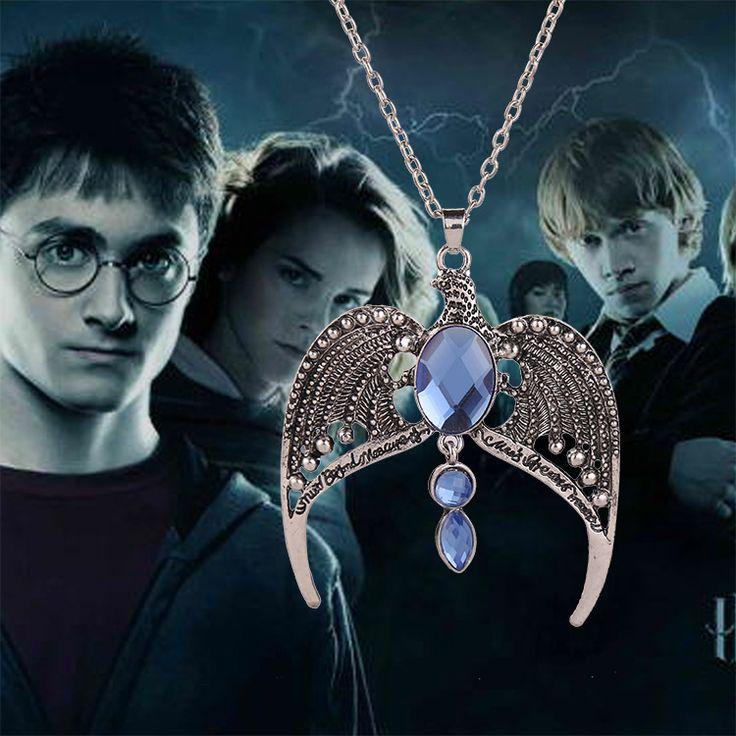 Гарри Поттер ожерелье хоркрукс равенкло