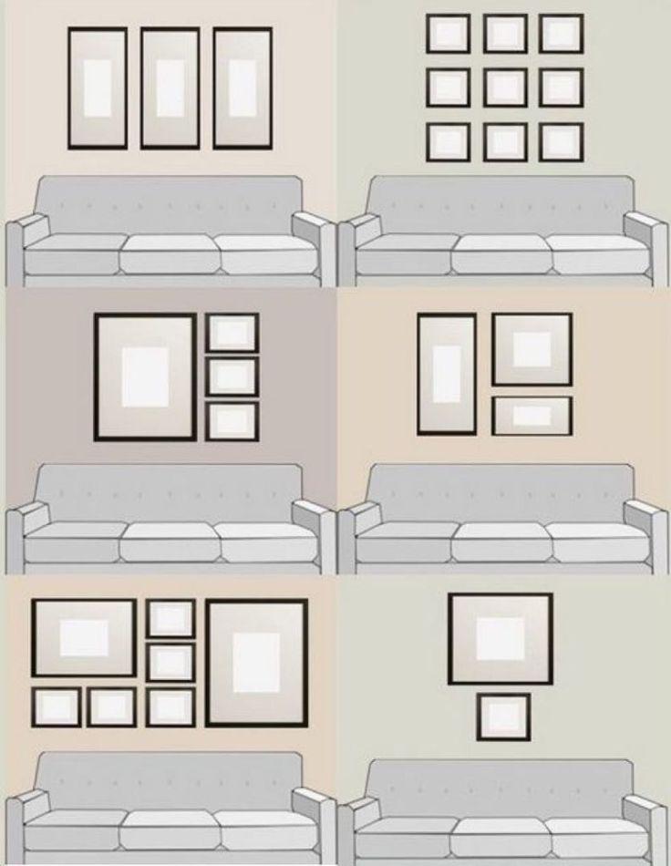 Living Room Mirrors, Dining Room Walls, Gallery Wall Living Room Couch, Living Room Wall Decor Ideas Above Couch, Art Over Couch, Mirror Over Couch, Living Room Pictures, Living Room Inspiration, Cool Walls