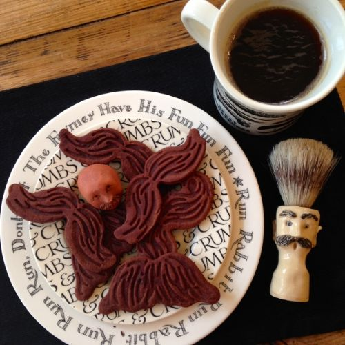 movember madness: mustache picture books and chocolaty cookies | Jama's Alphabet Soup