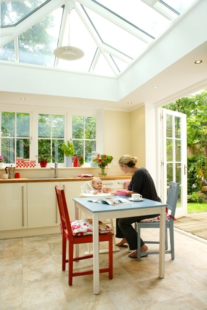 beautiful extension kitchen
