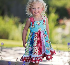 Persnickety Clothing Boutique   Boutique Girls Clothing   My Little Jules