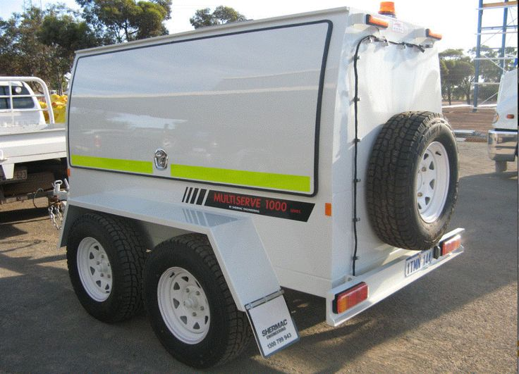 Our range of small to mid-sized service trailers are perfect for construction, industrial and mining environments. http://www.afleet.com.au/services/service-trailers/