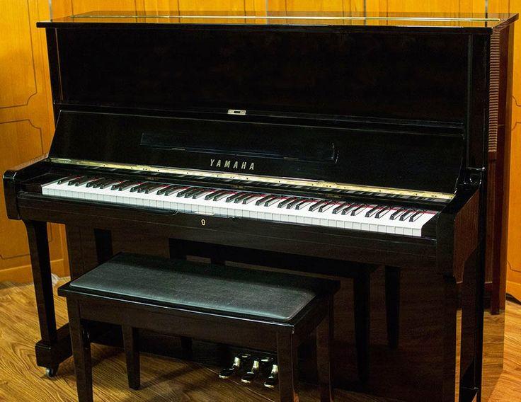 yamaha u1 piano. 4,395 - yamaha u1 upright piano h 1641595 build year: 1973 color