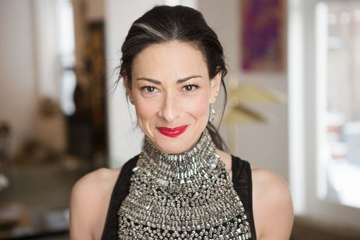 Fantastic interview on beauty regimen with Stacy London