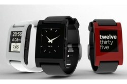 Pebble-horloge via Bluetooth