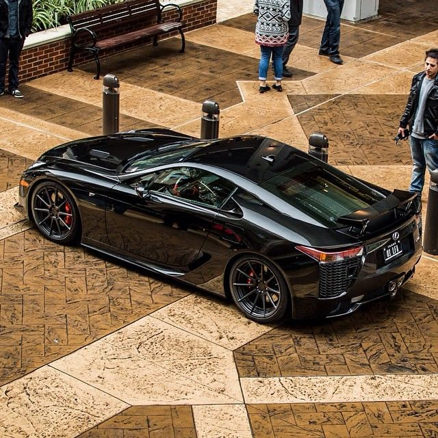 Any LFA fans? @haute_lifestyle  @haute_lifestyle  @haute_lifestyle  Photo | @maydayphotos