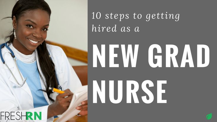 Read these top 10 tips on how to land that right job out of nursing school, from a former nurse manager who is highly experienced in interviewing and hiring new graduate nurses. Things that make interviewers cringe, things that make managers excited about you, resume and cover letter tips, and more!