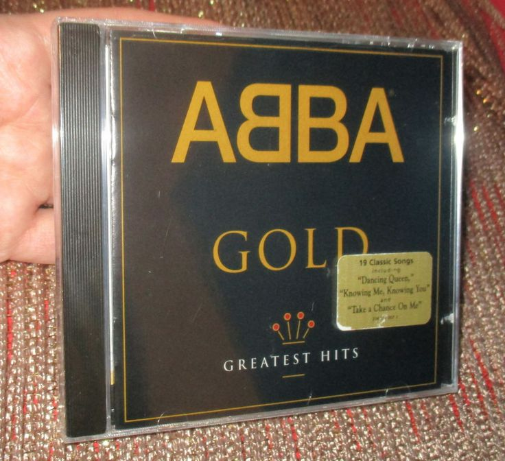 Abba - Gold-Greatest Hits -CD NEW SEALED- 19 Tracks Dancing Queen, S.O.S. + More  #ABBA #ABBAGoldGreatestHits  #pop #Europop #PopRock #rock #music #musiccd http://www.ebay.com/usr/vinylrockretro