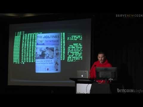 Chris Mountford At Bitcoin South: Bitcoin 101 - YouTube