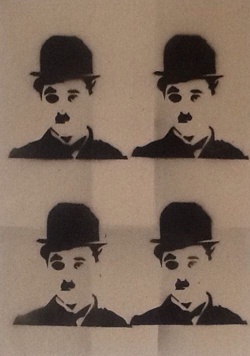 charlie chaplin via johnnyramstedt. Click on the image to see more!