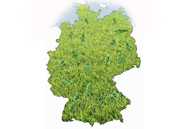 Das Vorhaben nimmt Gestalt an: Noch in diesem Jahr soll die Bundeswehr ihren…