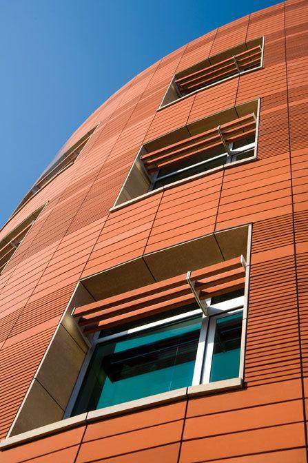 Terracotta Rainscreen Cladding : Terra cotta panels csc pinterest more