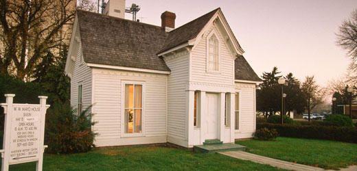 W.W. Mayo House | Historic Sites Minnesota Historical Society