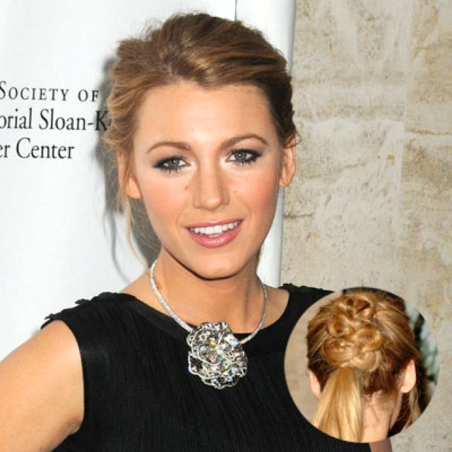 Blake lively  Hair perfection