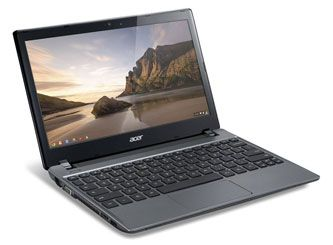 Though it still has a couple of faults, the new version of the Acer C7 Chromebook is faster, longer lasting, and better all around. All this and its very low price tag makes it the best inexpensive Chromebook on the market. [4 out of 5 stars]