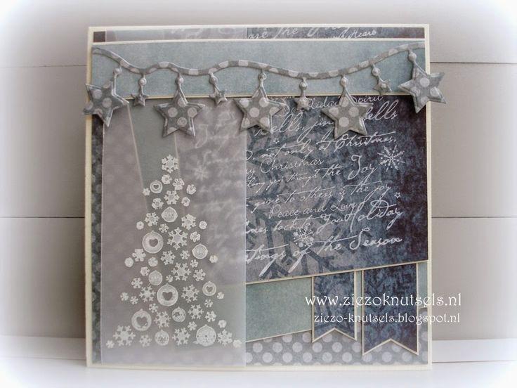 Miranda's Creaties - Winter Wishes: Christmastree voor ZieZo Knutsels