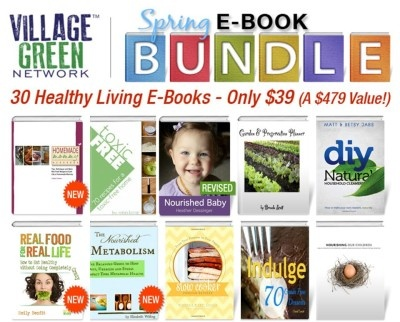 30 Healthy Living ebooks for  $39 a HUGE 90% Reduction