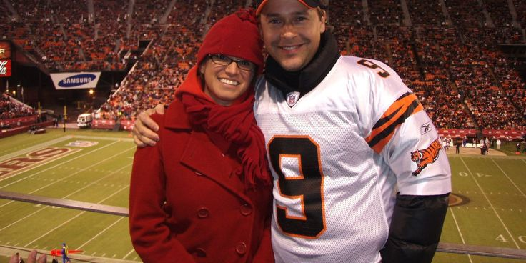 Actor, director and Cincinnati Bengals fan Chad Lowe opens up about his favorite team