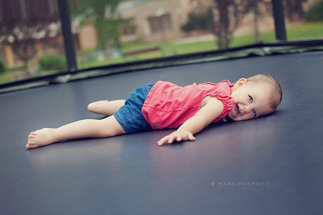 Trampolina ogrodowa to dużo uśmiechu dla Twojego dziecka!  www.trampoliny.pl  #trampoliny #trampolina #trampolines #trampoline #dzieci #kids