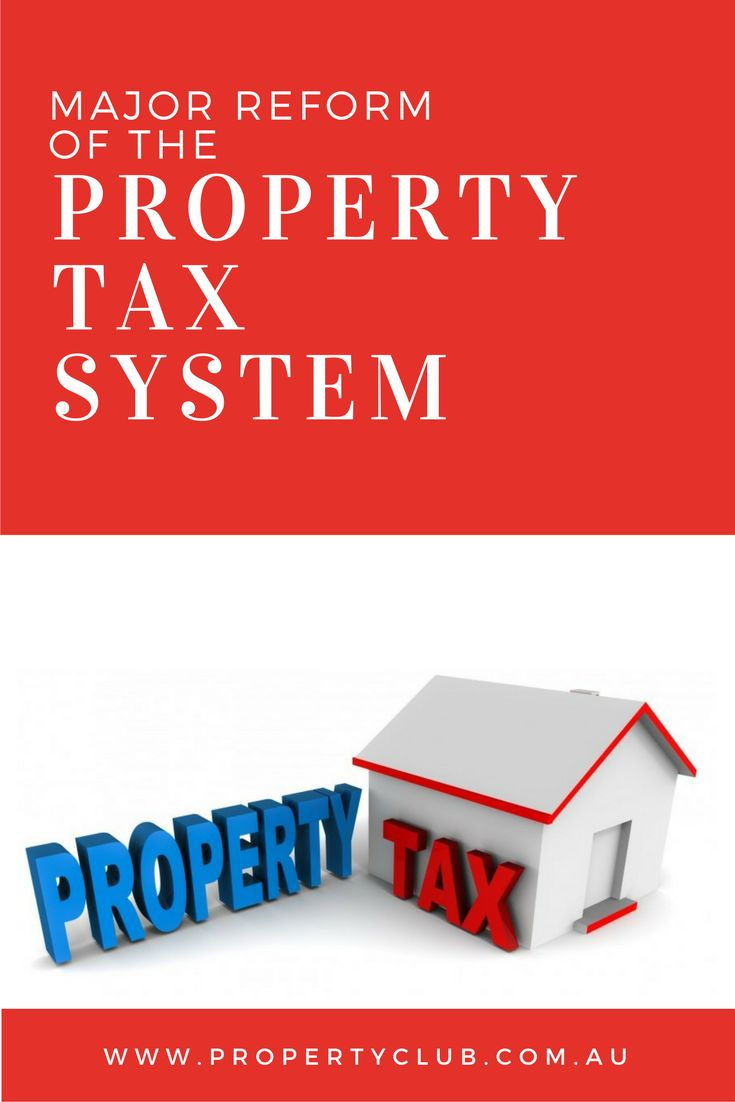 With all levels of Government throughout Australia now collecting more than $45 billion annually in property taxes each year, Property Club has called for major reform of property taxes during 2017.
