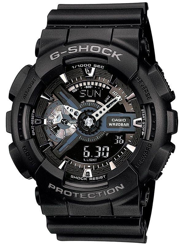 Casio G-Shock GA-110-1BER Ceas Barbatesc Cod produs: mid-9762  ACUM : 552,58 lei