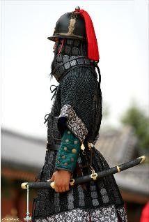 조선시대 군인- 갑옷과 투구편 : 지식iN