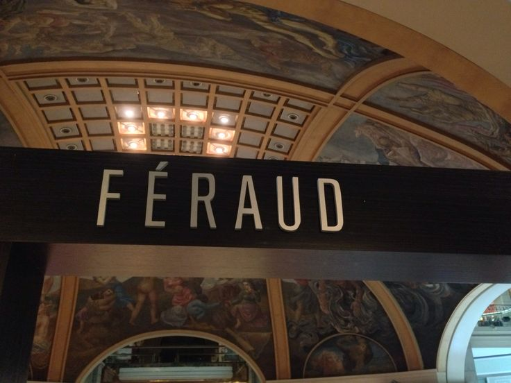 Góndola Feraud Shopping Galerías Pacífico Buenos Aires Arq. Ruth Jaitt. Mail: arqjaitt@hotmail.com