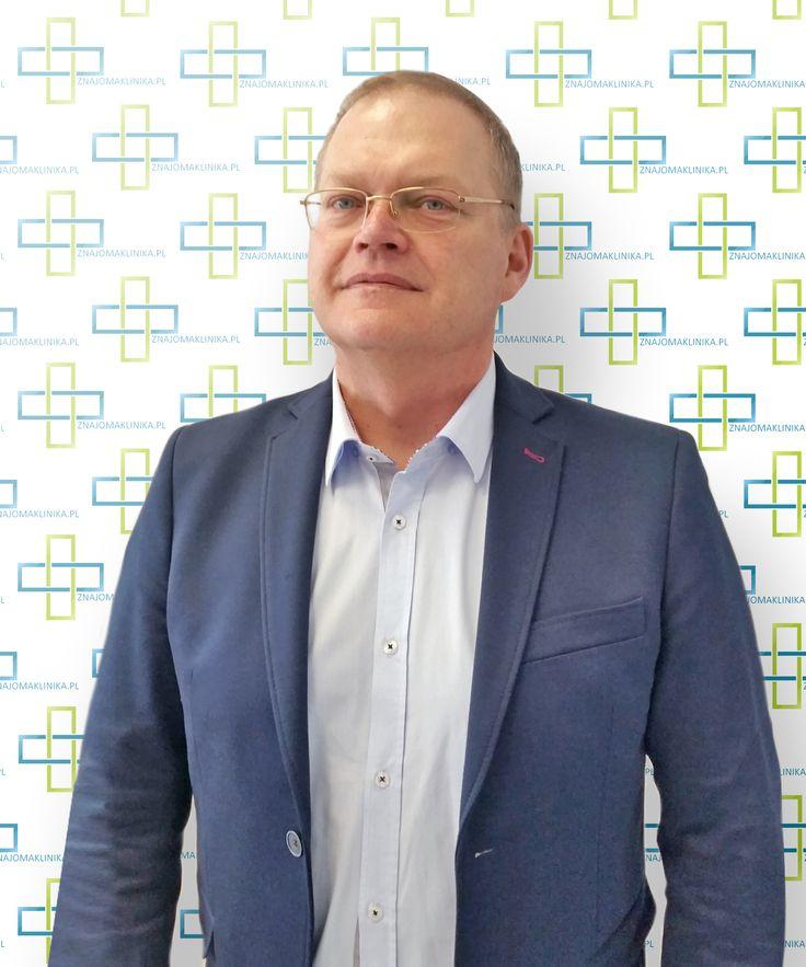 dr n. med. Piotr Syrówka chirurg ortopeda Specjalista ortopedii i traumatologii. Ortopeda z ponad 25-letnim bogatym doświadczeniem w leczeniu operacyjnym uszkodzeń i chorób narządu ruchu.