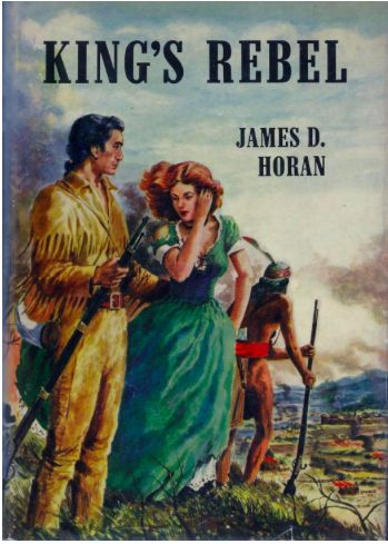US Novel based on a member of the RWF in the Revolutionary War.