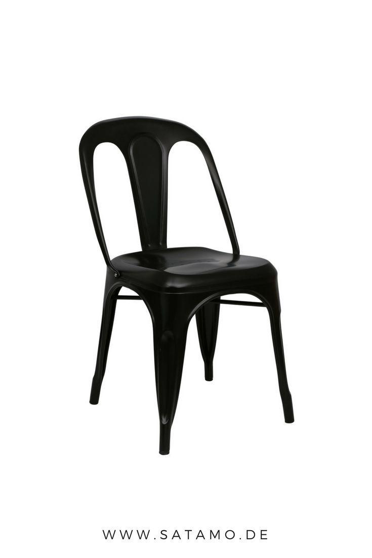 Stuhl Tolix Mit Bildern Stuhl Industrial Stuhl Metall Industrial Mobel