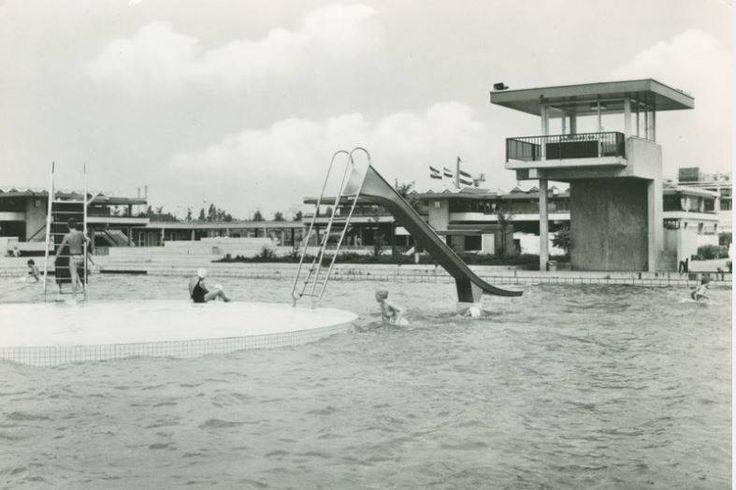 1970,Zwembad de Plompert
