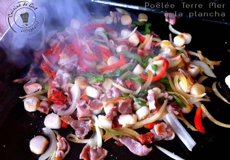 76 best images about recettes plancha poissons on pinterest for Poisson a la plancha