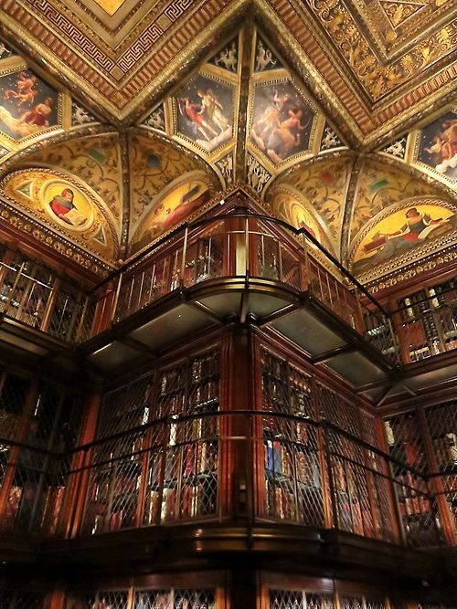 The Morgan Library & Museum, New York: