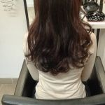 Női frizura - hosszú haj