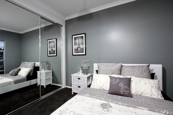 Karinga Show Home Guest Bedroom