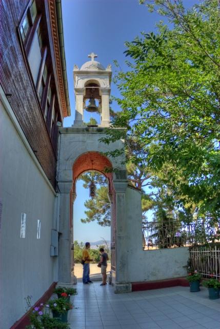 Aya Yorgi Kilisesi, Aya Yorgi Church, Büyükada, Princes Islands, Istanbul, TURKEY