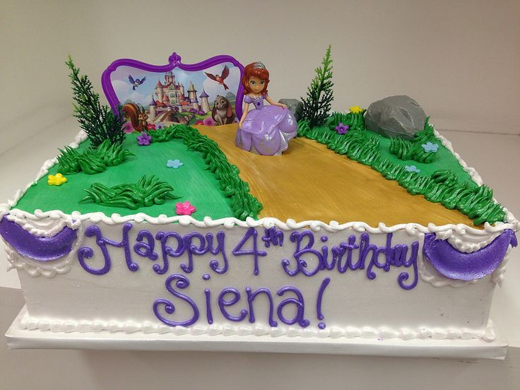 Sweet Sofia Cake Design Verona : 280 best images about Girls Birthdays on Pinterest ...