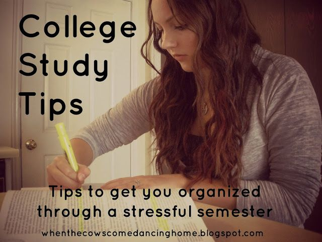 college study tips - HD 1600×1200