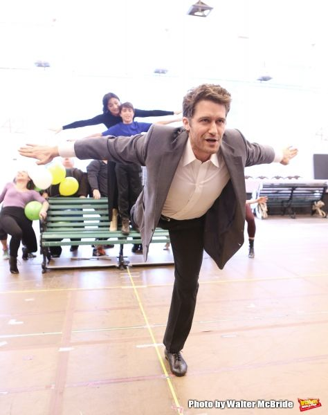 Photo Coverage: FINDING NEVERLAND Cast Performs Sneak Peek for the Press!