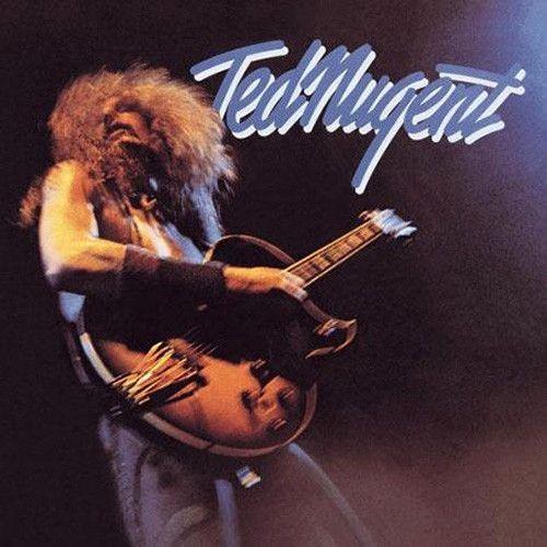 Ted Nugent - Ted Nugent on 45 RPM 200g LP June 2 2017 Pre-order