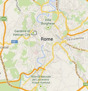 The Best Rome Attractions Ideas On Pinterest Rome Italy - Rome tourist map attractions
