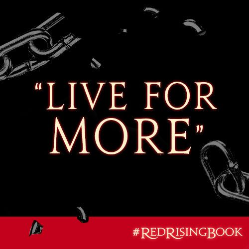 Red Rising Trilogy   Pierce Brown #bookquotes