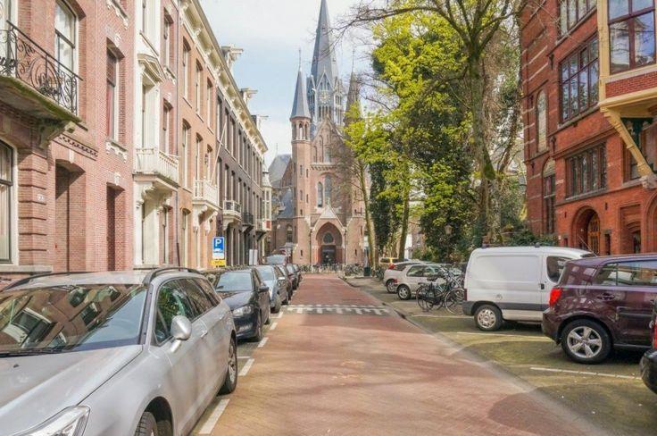 Apartment Amsterdam Vondelstraat Oud West, € 1.650, Rent