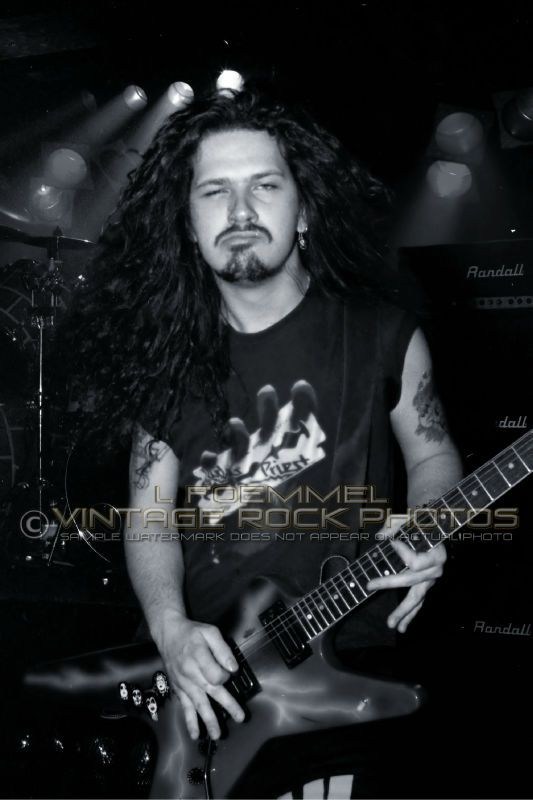 Pantera Band Artwork | Dimebag Darrell Pantera 20x30 Inch Fine ART Gallery Canvas Framed PRO ...