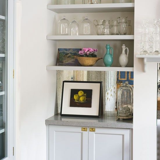Kitchen Shelves Either Side Of Window: 19 Best Mirrors Either Side Of Fireplace Images On Pinterest