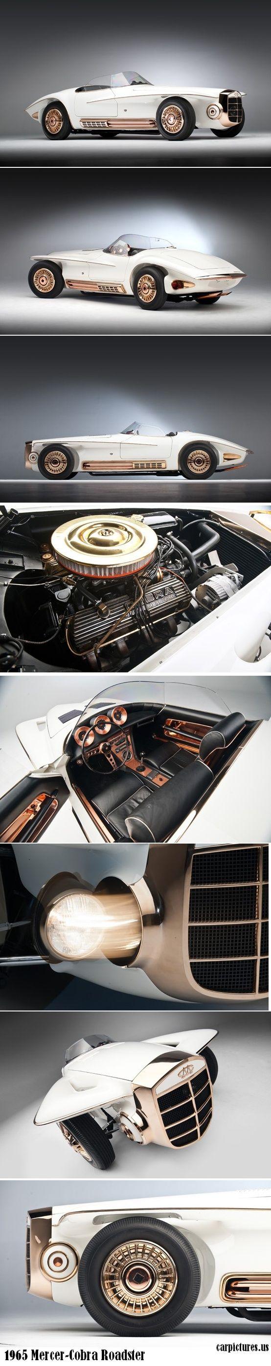 1965 Mercer-Cobra Roadster 289 V8...