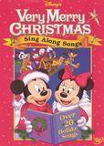 Disney's Sing-Along Songs: Very Merry Christmas [DVD] [English] [1988]