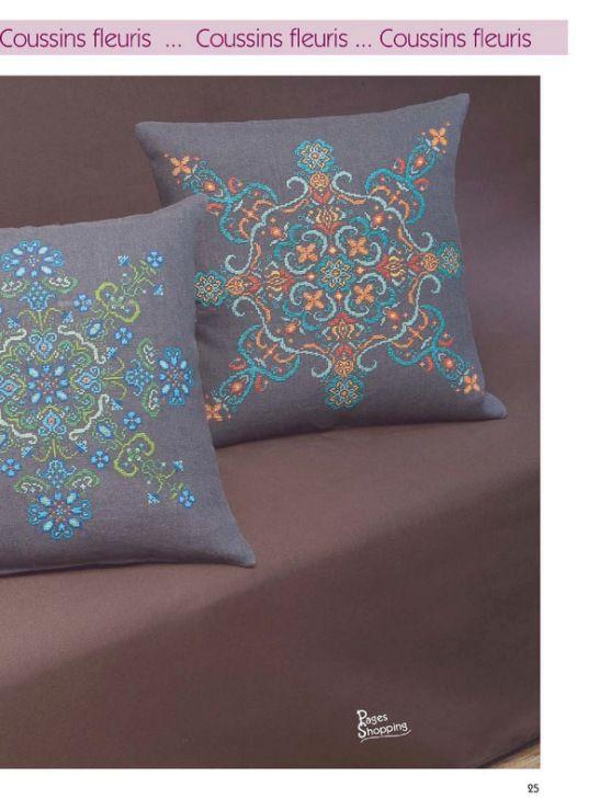 2 pillow designs 2/7